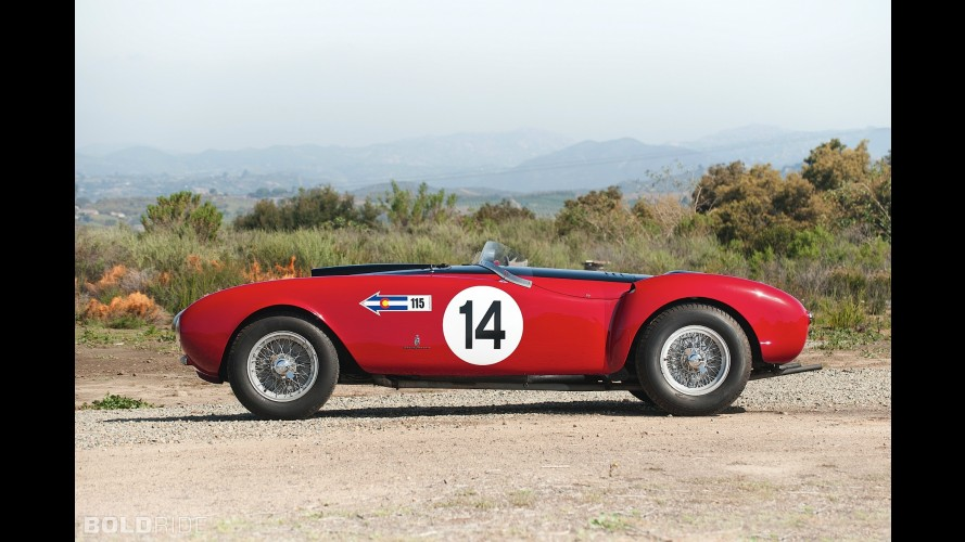 Ferrari 375 MM Spider by Pinin Farina
