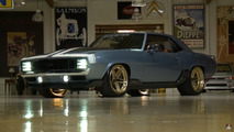 Ringbrothers Chevy Camaro G-Code