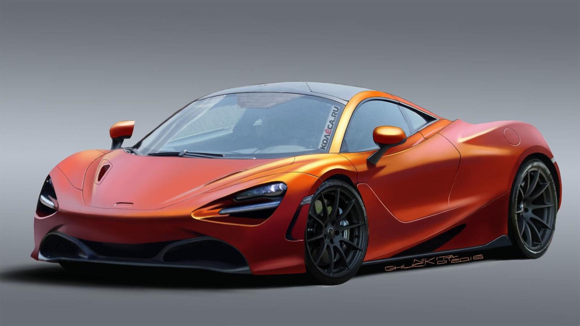 Mclaren Price 2017 >> McLaren 720S rendering looks production ready