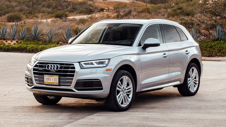 2018 Audi Q5 First Drive: Evolution, not revolution