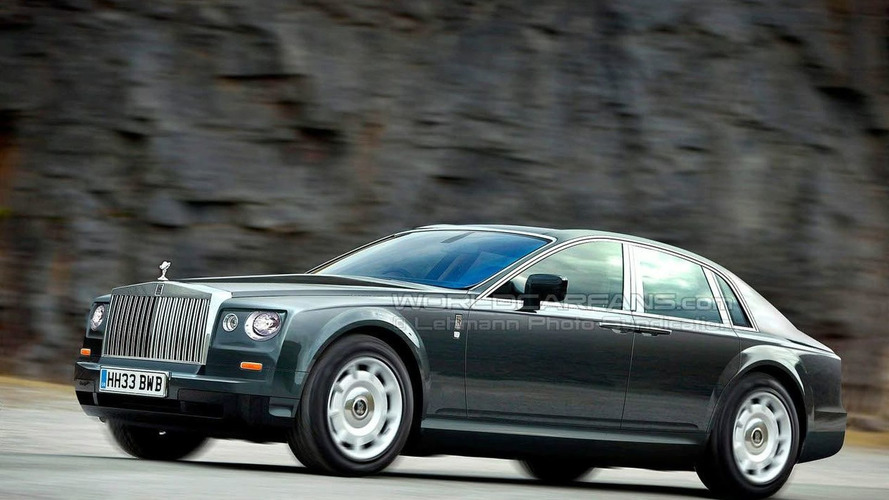 Rendered Speculation: Baby Rolls Royce