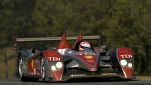 Audi R10 TDI #1 Audi Sport North America, Emanuele Pirro