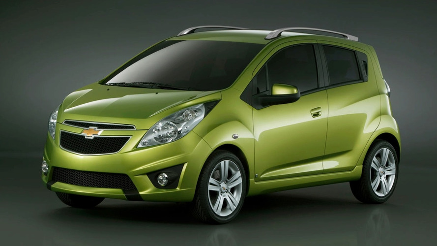 GM to launch Chevrolet Spark EV in U.S. next year