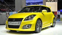 Suzuki Swift S Concept live in Geneva - 01.03.2011