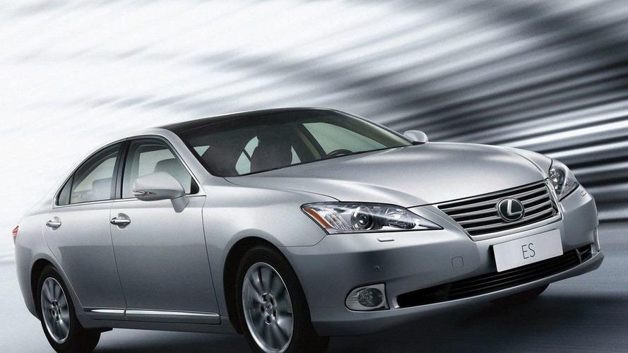 Lexus ES Facelift Released in China