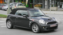 2011 Mini Cooper S diesel spy photo