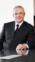 Ferdinand Piëch distances himself from Volkswagen CEO Martin Winterkorn