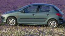 Peugeot 206: 6,000,000 vehicles produce