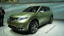 Nissan Hi-Cross Concept live in Geneva 06.03.2012