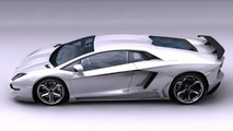 Lamborghini Aventador by Prindiville Design [video]