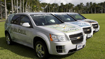 GM unleash first military fuel cell vehicles