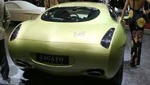 Unique Zagato Diatto Ottovu Project