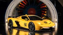 Superesportivo de Fittipaldi estreia em Genebra com 600 cv e 1.000 kg