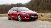 Essai Hyundai i30 (2017) - Un challenger conçu pour l'Europe