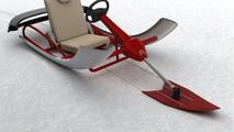 Citroen C-Design winner - Sledge