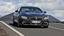 BMW 6-Series Gran Coupe officially unveiled