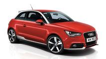 Audi A1 Black and Contrast Editions (U.K.)