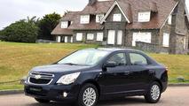 2012 Chevrolet Cobalt revealed
