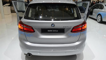 BMW 225xe live in Frankfurt