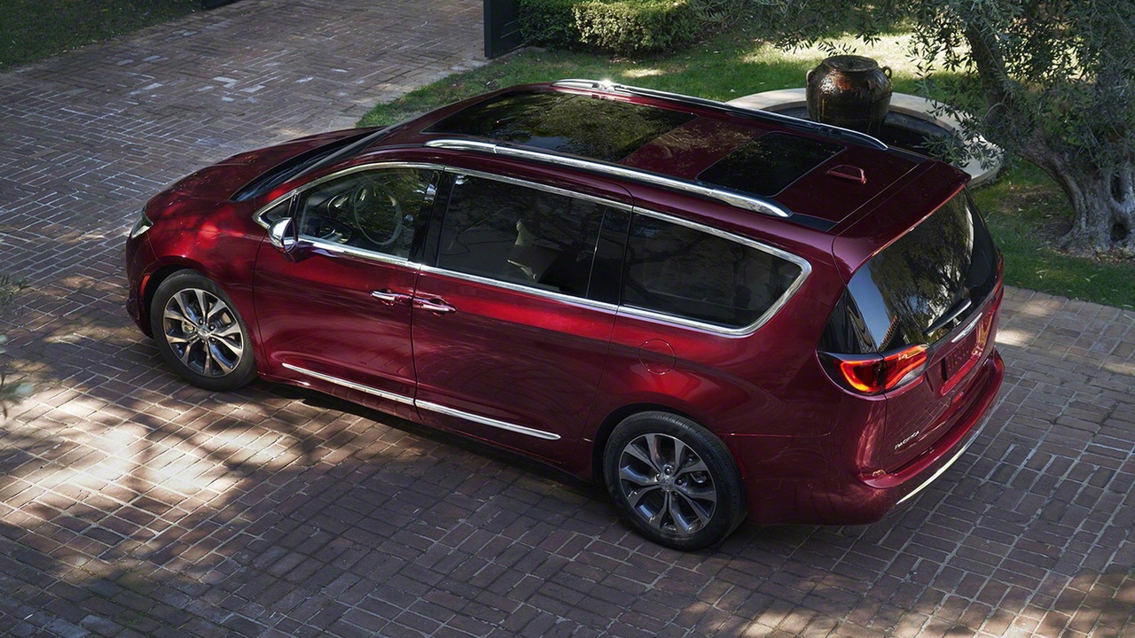 2017 Chrysler Pacifica Mpg Numbers Are In And They 39 Re