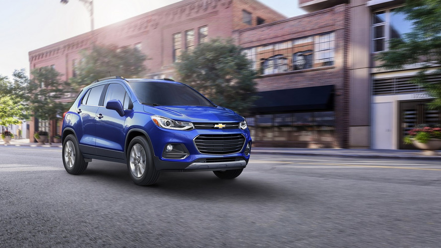 2017 Chevy Trax gets nip & tuck, more tech [video]