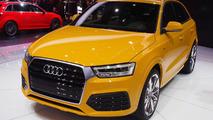 2016 Audi Q3 facelift live at NAIAS