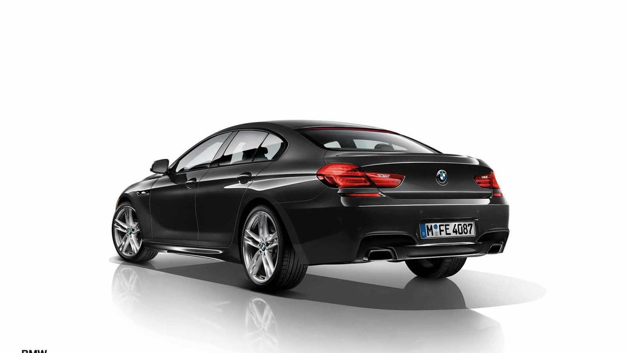 BMW Individual 6-Series Gran Coupe