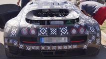 2016 Bugatti Veryon successor mule