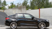 BMW X4 xDrive35d by Manhart