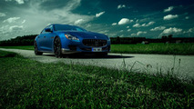 Maserati Quattroporte tuned to 605 PS by Novitec Tridente
