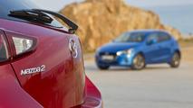 Euro-spec Mazda2 detailed in mega gallery