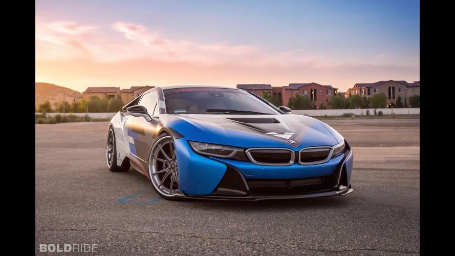 Vorsteiner BMW i8