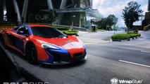 WrapStyle Spider-Man McLaren 650S