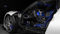 Pagani Huayra BC studio photo shoot 2016