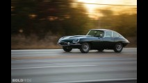 Jaguar Series I E-Type Fixed Head Coupe
