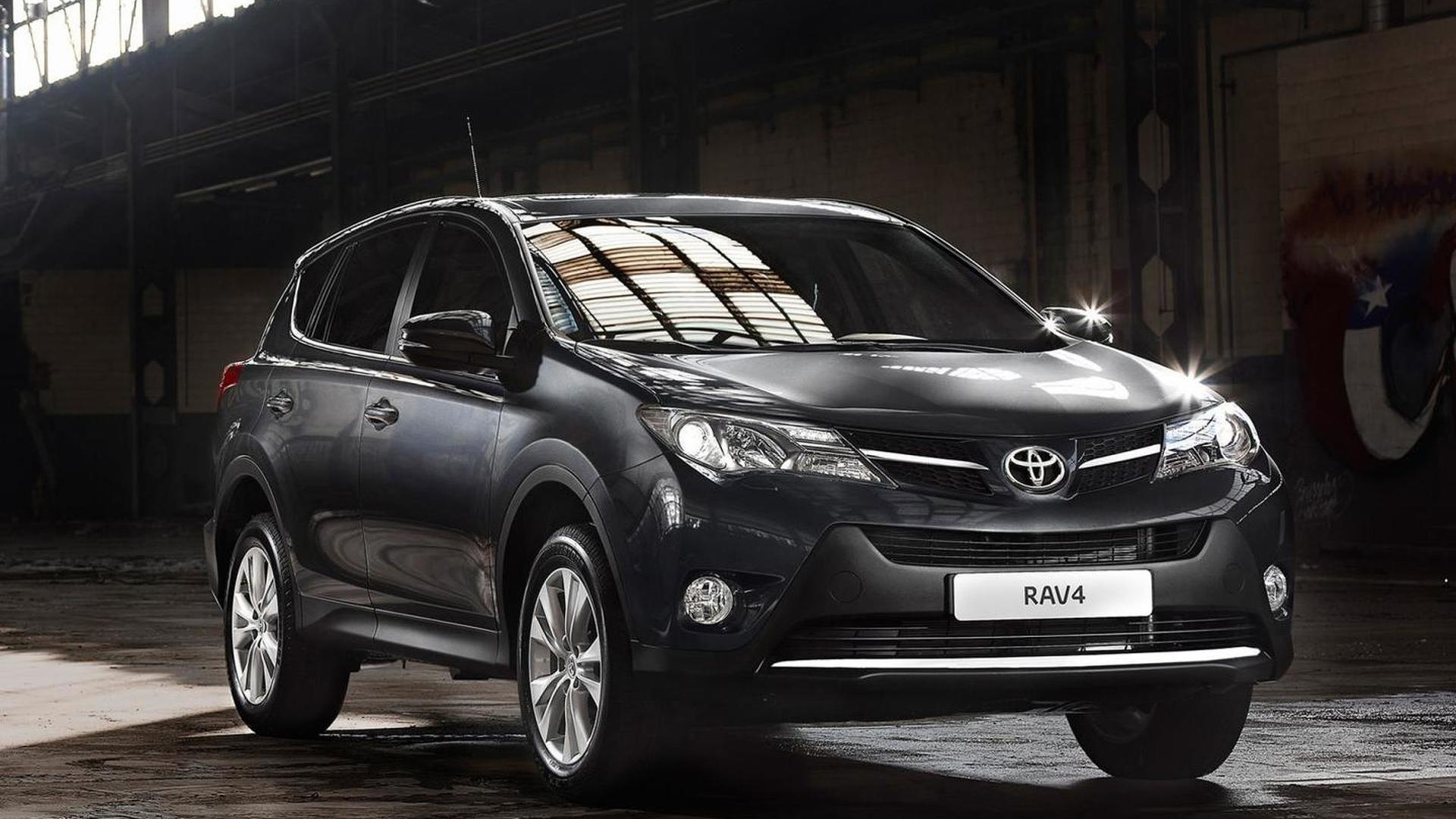 Toyota considering a new crossover to slot below the RAV4 - report