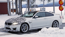 2018 BMW M4 CS spied as civilized GTS in disguise