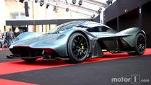 Behold the beautiful Aston Martin AM-RB 001 hypercar in 41 photos