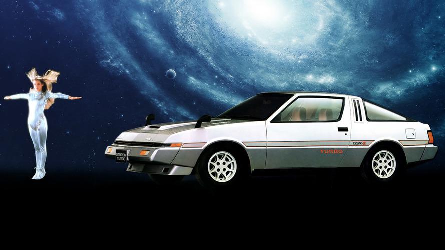 Sortie de route - La Mitsubishi Starion n'aurait jamais du s'appeler ainsi !