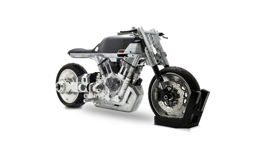 Vanguard faz estreia global com moto que possui até câmera traseira