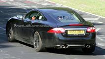 Speculations: Jaguar Testing Hybrid Version of New XK