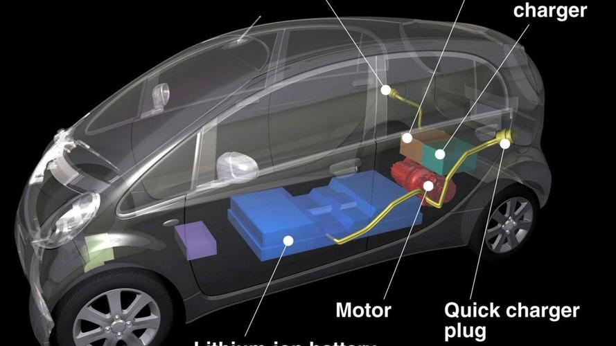 Mitsubishi to supply i Miev EV to Peugeot starting in 2010