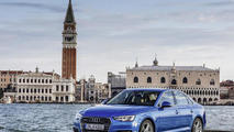 Audi drops massive photo gallery with the new A4 (186 pics)