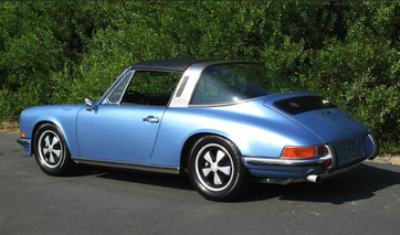 Why Porsche Purists Love the 911 Targa