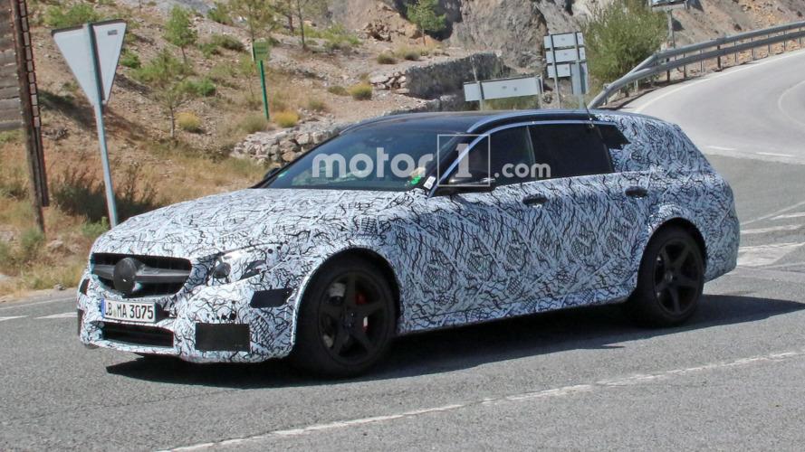 Mercedes-AMG E63 Estate Black Series prepares for high-speed hauling