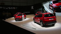 Peugeot 2008 gets a new face for Geneva