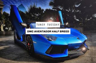DMC Lamborghini Aventador Half Breed: Part Supercar, Part Beast