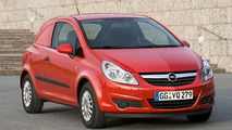 New Opel Corsavan