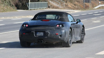 2011 Porsche Boxster prototype spy photo