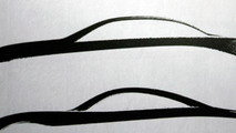 Infiniti M Coupe Sketch Leaked, Debut at Pebble Beach